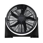 Circulador de ar silencioso modelo turbo