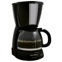 cafeteira elétrica preta
