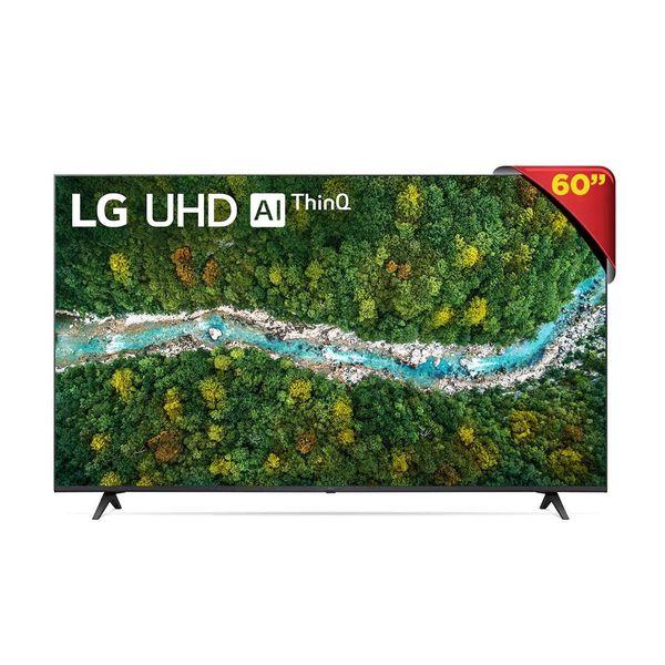 """Tv 60"""" Led LG 4k - Ultra Hd Smart - 60up7750"""