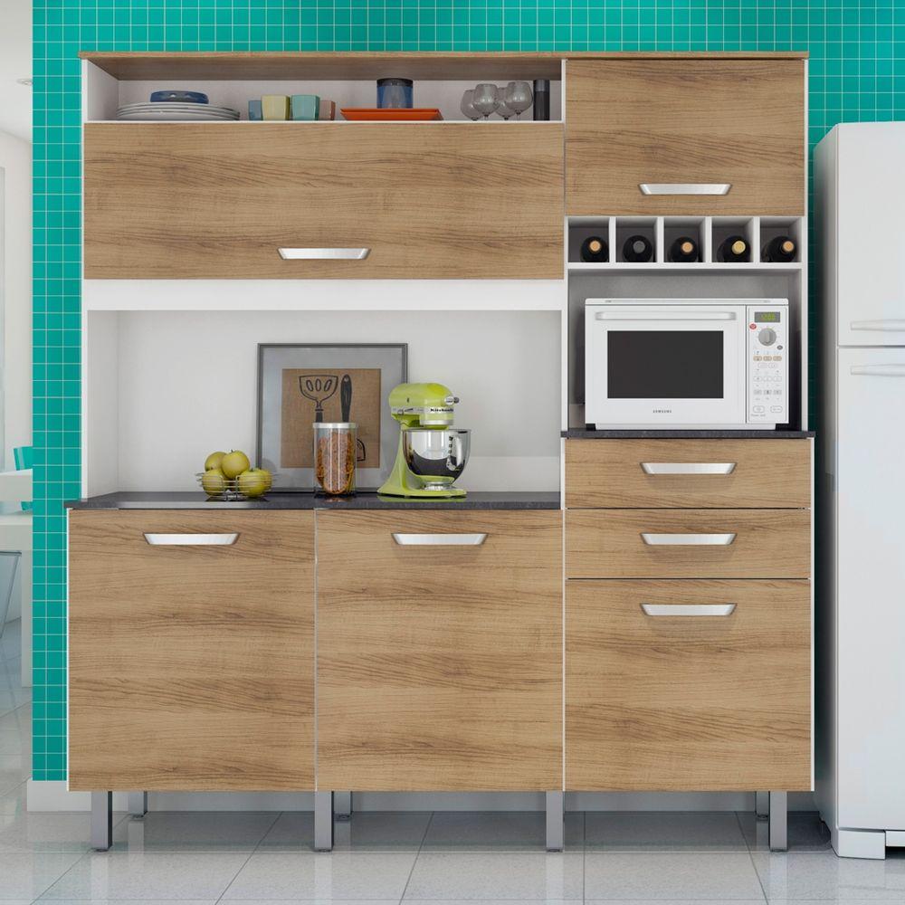 Montando Armario De Cozinha Trendy Cozinha Planejada Com Paneleiro