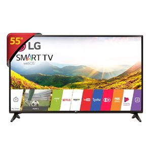"TV LED 55"" Smart 55LJ5550, Full HD, DTV, 2 HDMI, USB e Wi-Fi - LG"