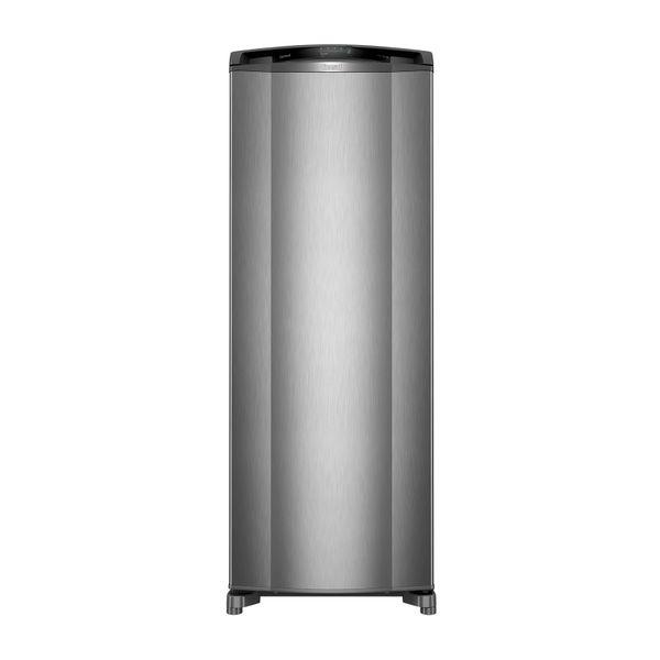 Geladeira/refrigerador 342 Litros 1 Portas Inox - Consul - 220v - Crb39akbna