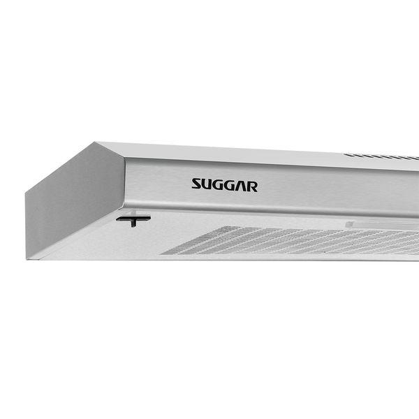 b69f68e5a Depurador de Ar Slim 80 cm Inox Dm81IX - Suggar - Moveis Simonetti