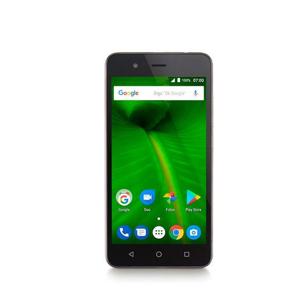 Celular Smartphone Multilaser Ms50l P9061 8gb Dourado - Dual Chip