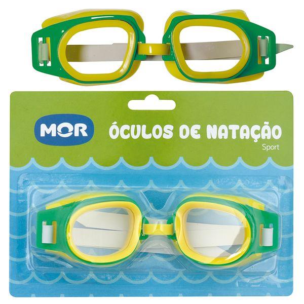 f02963fdc5473 Óculos de Natação Sport - Verde - Moveis Simonetti