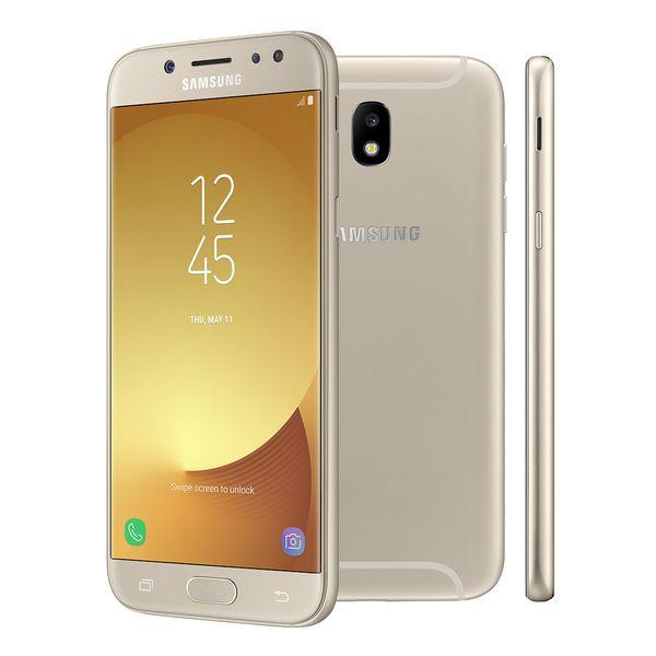 Galaxy J5 Pro J530g Dourado, Octa Core, Frontal 13mp, Ram 2gb, 4g e 32gb Memória Interna - Samsung - Dourado