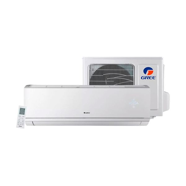 1a8dc0fa1 Ar Condicionado Split Eco Inverter 12000 BTUs GWC12QC - Gree - Moveis  Simonetti
