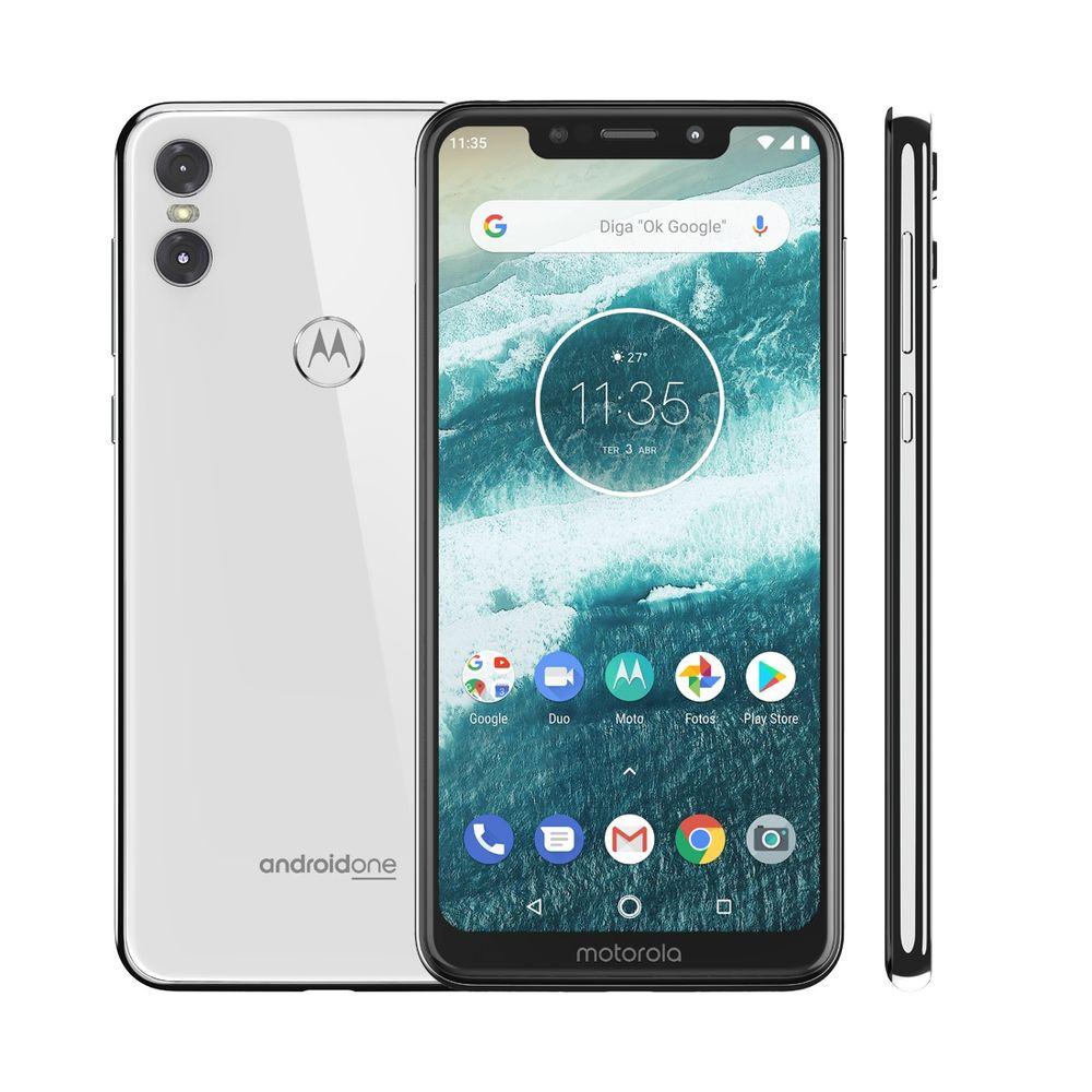 b8ff9dae8 Motorola Moto One XT1941 64GB - Tela 5