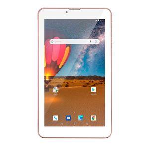 feeb57dab Tablet Multilaser M7 3G Plus Dual Chip Quad Core 1 GB de Ram Memória 16 GB  Tela 7 Polegadas Rosa - NB305